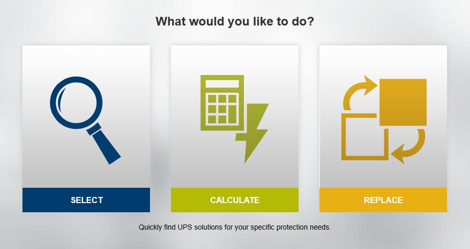 UPS Calculator
