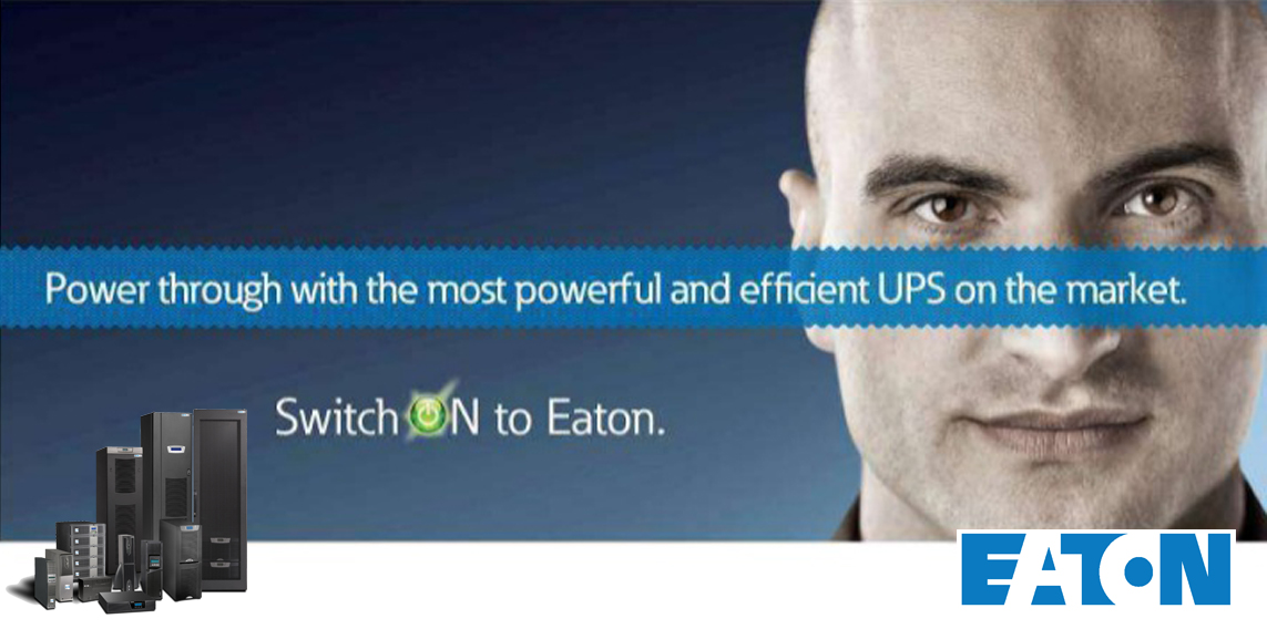 EATON UPS – Touchstream Digital, Inc