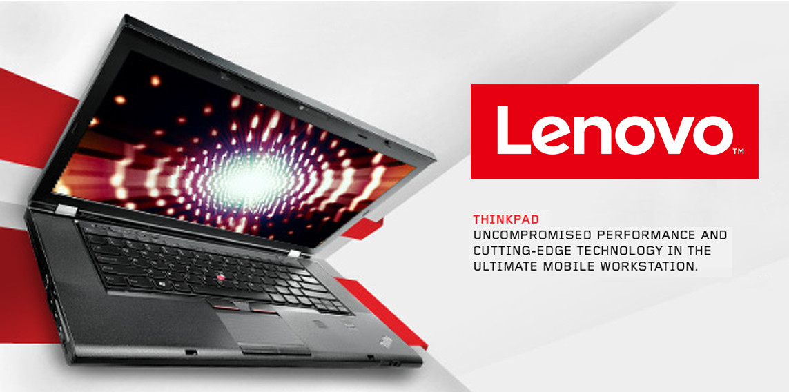 Lenovo Welcome Banner June