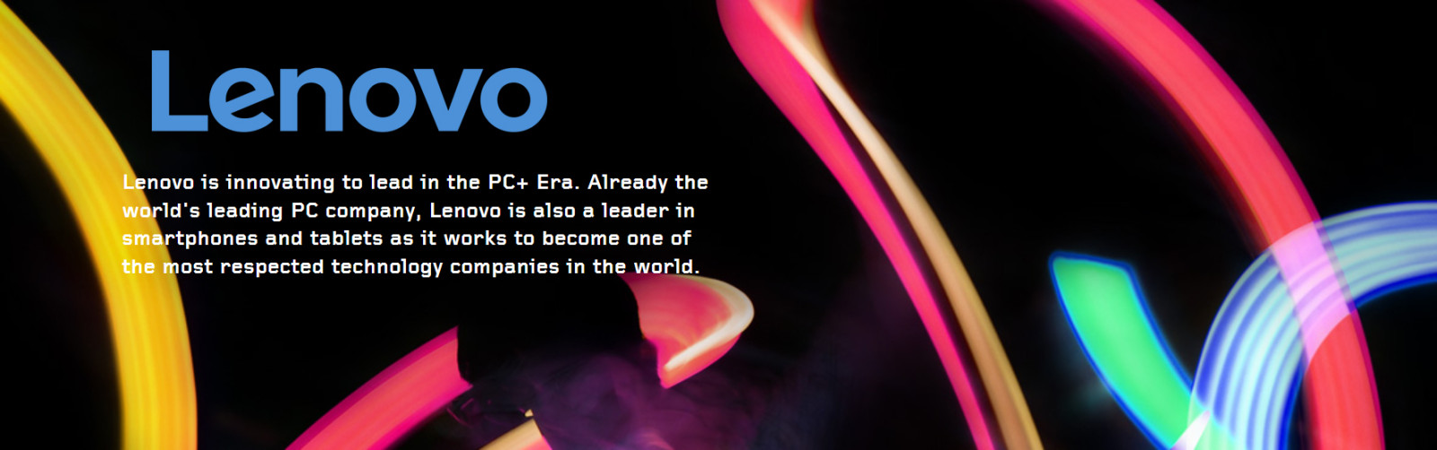 Lenovo Way Banner